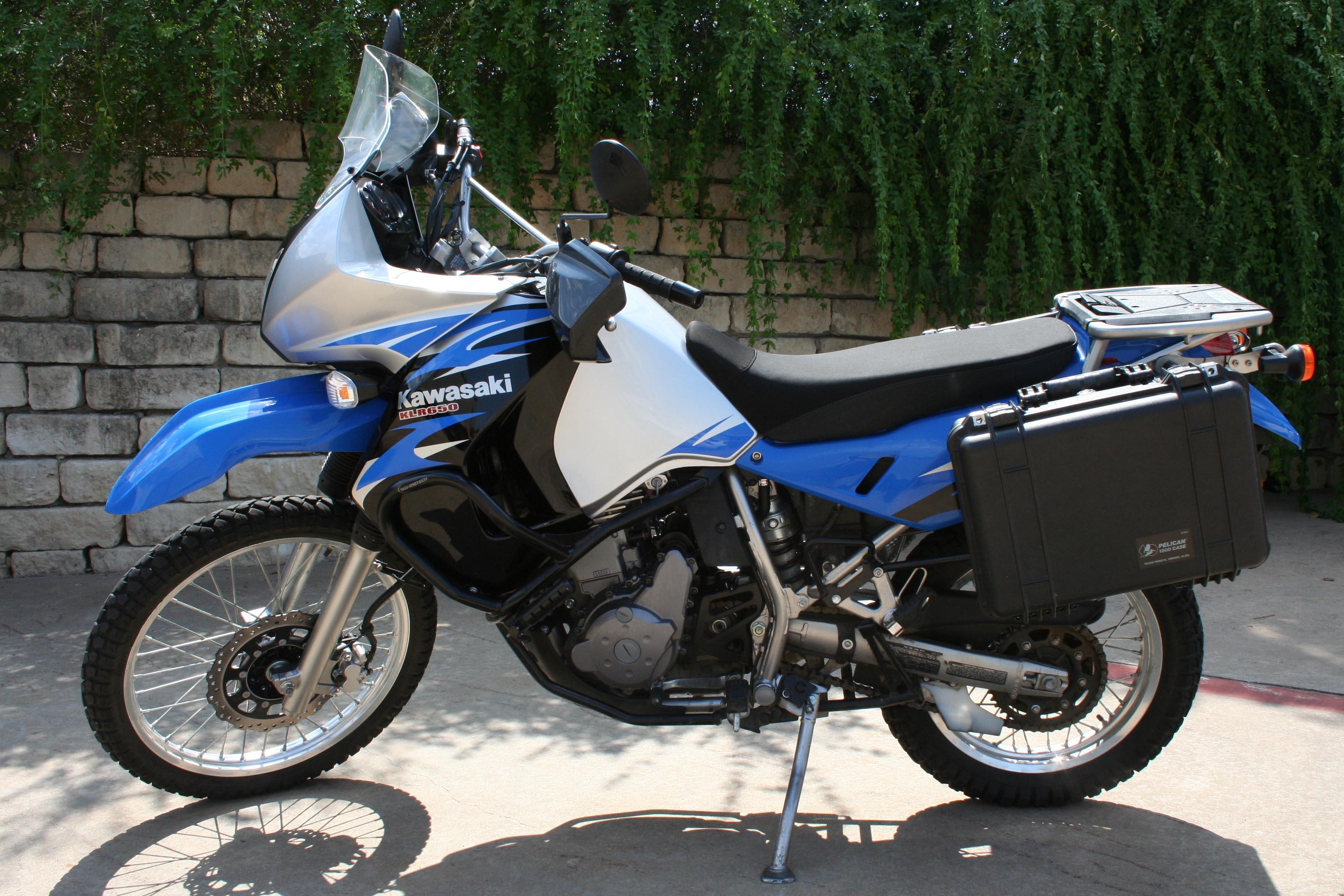 2008 Kawasaki Klr 650 S Dual Sport Sold Covex Cycles
